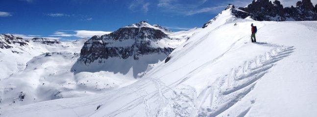 Telluride Ski Resort offers some of the best terrain in North America.