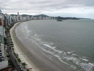 Apartment rental in Barra Sul in Balneario Camboriu.
