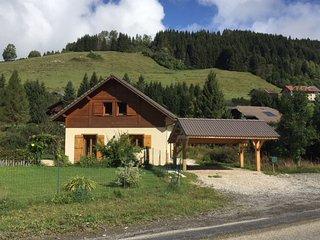 Loue Magnifique Villa Vallée Verte 10 pers. ski