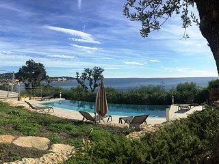 Villa très belle vue à 200 m de la mer