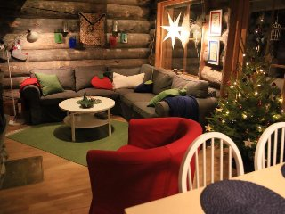 The Berrystay cosy log cabin Ylläs Lapland Finland
