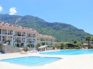 One bedroom comfortable apartment with beautiful views in Ovacik