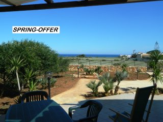 SPRING OFFER, BEDROOM APARTMENT, sea view!!