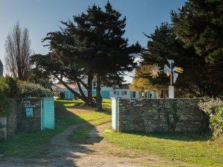 Maison d'architecte vue mer