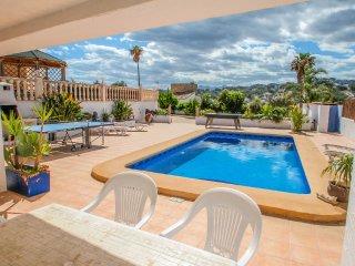 La Caseta - charming, spanish finca style holiday villa in Moraira