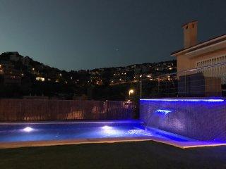 Quint Mar. Bonita Villa con piscina y 5 habitaciones.