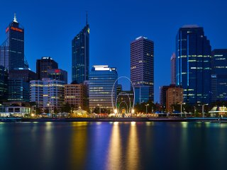 Perth City Apartment