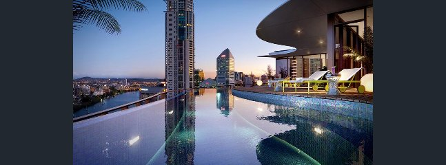 Infinity Roof Top Pool