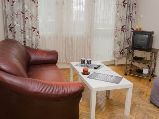 Apartment 15min walking to the city center