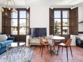 Weekendo Estudio D con vistas en el Albaicin - Granada