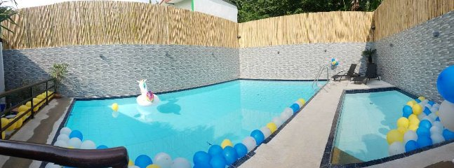Lucky Juan Resort have two (2) Hot Springs swimming pools to cater to both adults and kids.