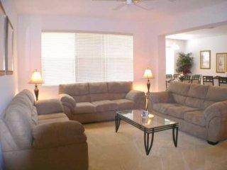 Orlando - Standard Vacation Rental - 12 Guests - 6 Bedrooms
