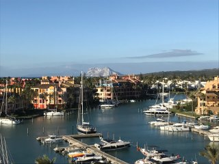 Sotogrande Marina Ribera Del Marlin Penthouse - Stunning Panoramic Views