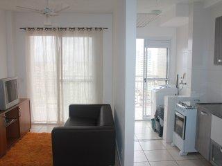 Apartamento Novo na Ocian mesma quadra da Praia