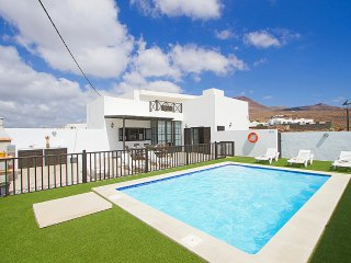 Beautiful Villa in Lanzarote with sea views