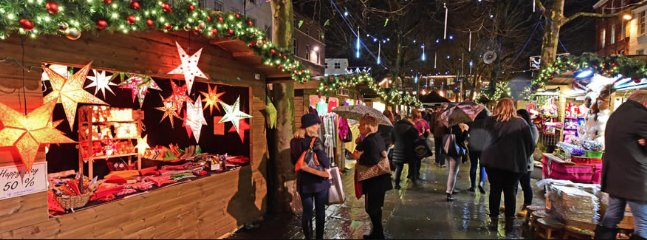 Come and visit yorks famous christmas markets just a short stroll away