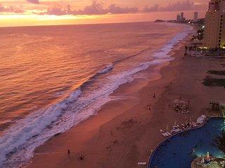 LUXURY Mazatlan Condo Right on Beach!!