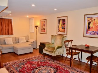 Cozy Jewel: 1 BR Suite near metro, Silver Spring, Takoma, DC, shops, restaurants
