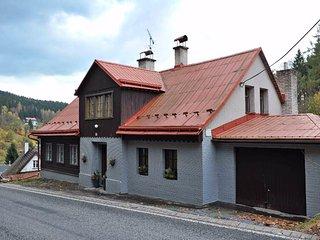 Wellness cottage BedRich in mountains
