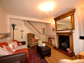 Cosy, Comfy Cottage in the Iconic World Heritage Ironbridge, Shropshire