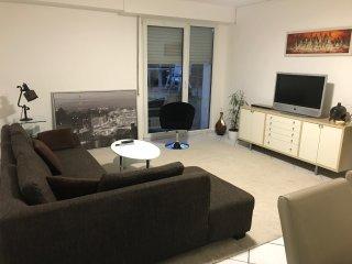 Möblierte 2 Zimmer Wohnung mit Terrasse in Wuppertal