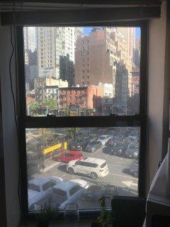 Francesco Times Square apartement