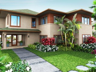 A newly-built 4-Bedroom luxury home on Francis H. I'I Brown South Golf Course