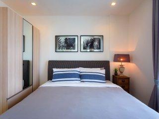 Summer HuaHin Condominium_CAF:One Bedroom Apartment,  GardenView
