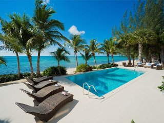 SUMMER SPECIAL—12,000 sq.ft. 6BR Estate—Oceanus by Luxury Cayman Villas