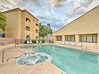 NEW! 1BR Surprise Condo w/Balcony & Pool Access!