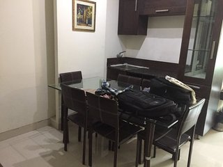 Fully furnished studio apartment for rent on daily or weekly basis in vrindavan