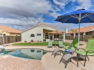 NEW! 3BR Goodyear House w/ Pool & Sunset Terrace!