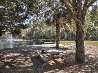 NEW! 2BR Steinhatchee Home on 2 Acres w/ Pond!