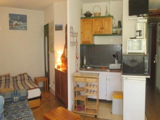 Rental Apartment Bareges, studio flat, 4 persons