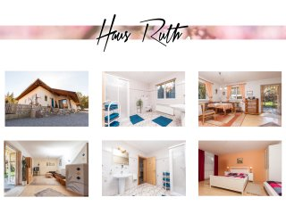 Haus Ruth,helles Appartement 75 qm