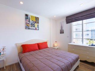 Summer HuaHin Condominium_D0B:One Bedroom Apartment, PoolView