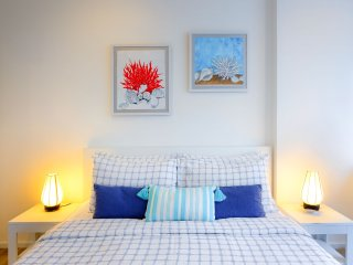 Summer HuaHin Condominium_AA0:Two Bedrooms Apartment, GardenView