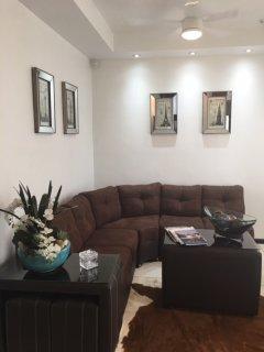 Comoda sala elegante para 12p y expandible a jardin interno