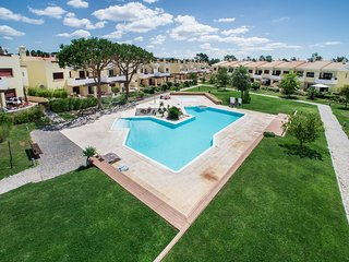 4 bedroom luxury semi detached townhouse on Vila Sol resort, near Vilamoura