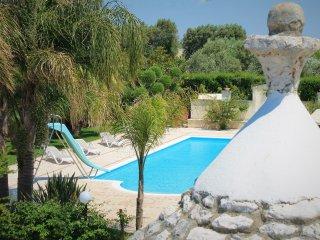 Trullo Poggio - Beautiful holiday house with pool