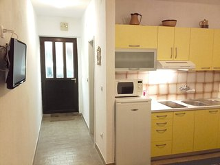 The modern equipped holiday apartment is located in an apartment house.