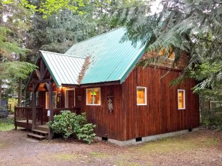 Mt. Baker Rim Cabin #32 - A Cute, Private, 2-story Family Cabin!