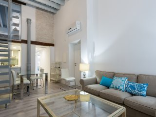 [756] Duplex with private patio located in the heart of the city of Seville