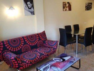 Fabuloso apartamento familiar para 6 personas con piscina y terraza en Salou