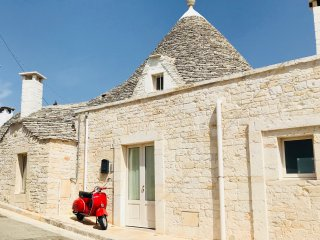 Trullo Stella: Luxury Trullo