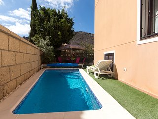 Beautiful 3 Bedroom Villa. Private Heated Pool. Located 3km from Los Cristianos.