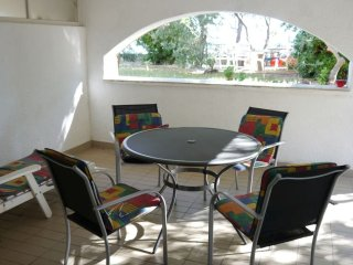 Cosy apartment on ground floor ideal for friends or family