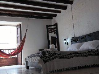 Casa Colonial Hostel en el centro historico de San Gil