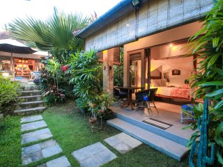 Bungalow Jepun/best Breakfast in Bali