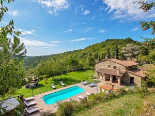 Mansion with 5 bedrooms in Arezzo, with private pool, furnished terrace and WiFi